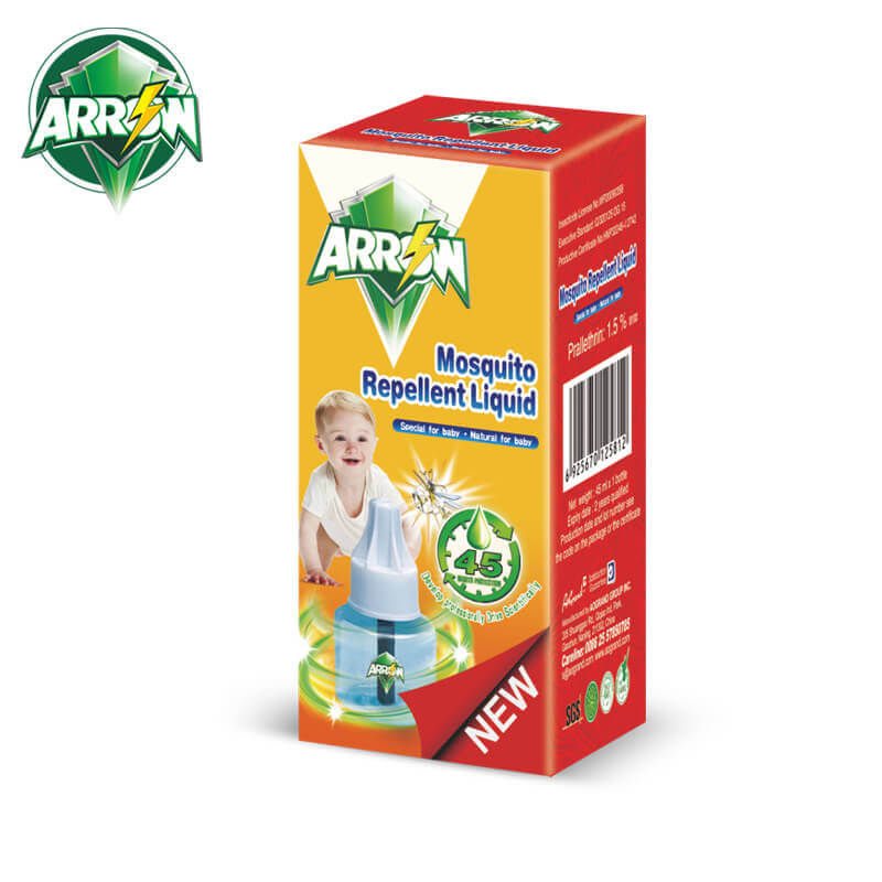 Mosquito Repellent Liquid For Baby & Kids ARROW