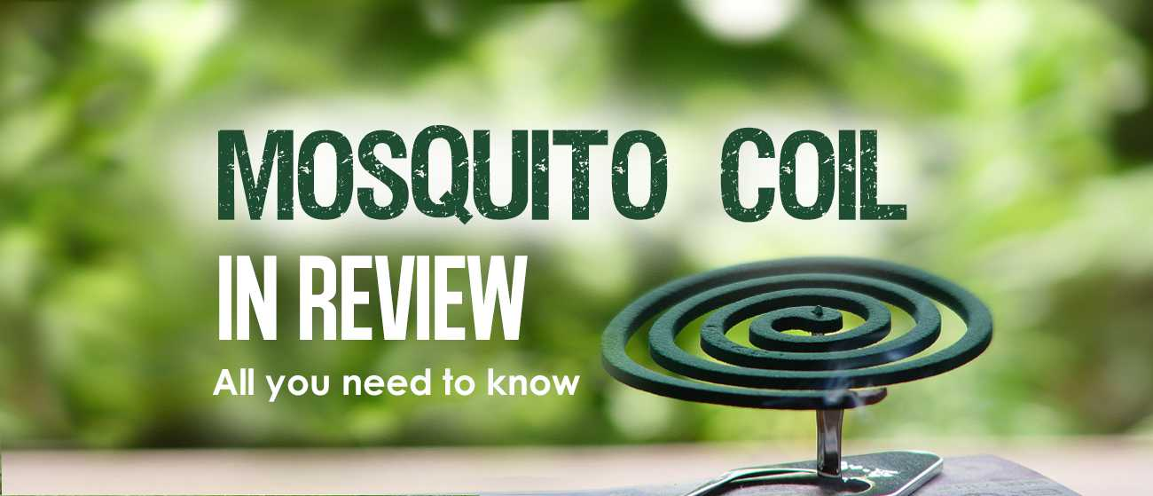 What Is Black Mosquito Coils?